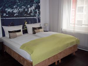 Helvetia Hotel in Munich