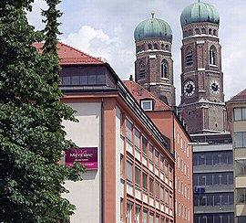 mercure altstad munich