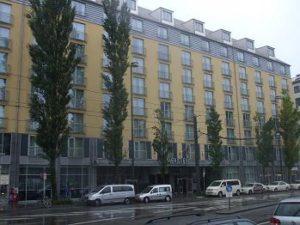 Le Méridien Hotel Munich