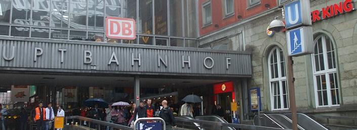 Hauptbahnhof Munich